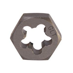 """Dados Fraccionales para Roscar 1"""" Hexagonal Sólido para Roscado Exterior."""