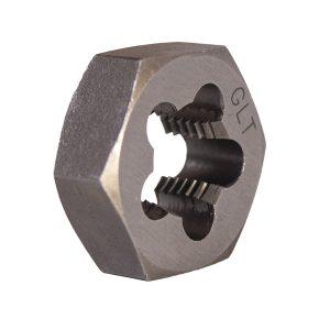 """Dados NPT para Roscar 1"""" Hexagonal Sólido para Roscado Exterior."""